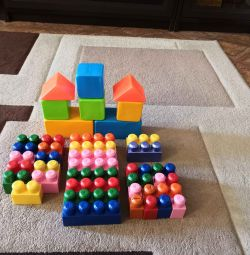 Кубики, конструктор