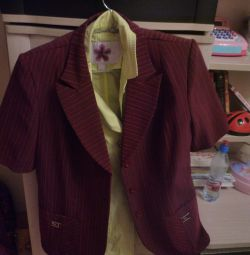Рубашки, блузки, пиджаки новые и б/у