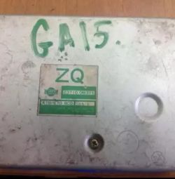 Engine control unit ga15FE