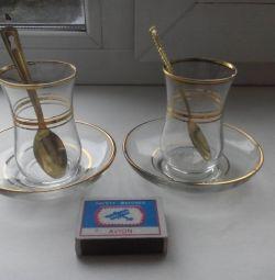 Armudiki pentru ceai 2 buc