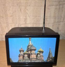 Τηλεοπτικό ραδιόφωνο με κορνίζα