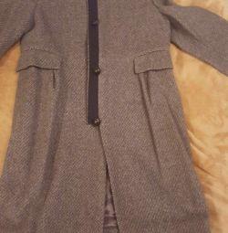 Zara παλτό για ένα κορίτσι ηλικίας 13-14 ετών 164 cm
