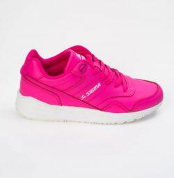 Sigma spor ayakkabılar. Yeni. RR 36-41