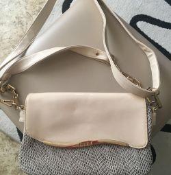 Eco Leather Bag, New
