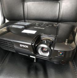 Video projektörü Projektör epson eb-x72