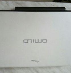 Ноутбук на запчасти Simens amilo sa 3650