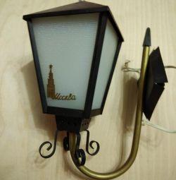 Sconce lantern