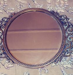 I sell a mirror in a frame.