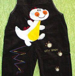 Drakosh new overalls