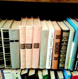 Books of Russian writers