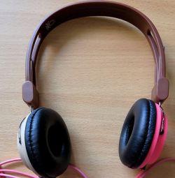 Ακουστικά Benetton Overhead