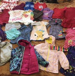 Things for a girl 104–110