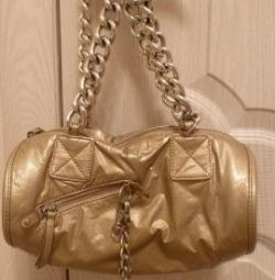 Golden Women's Bag