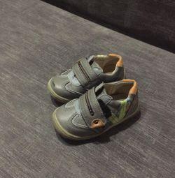 Туфли кожаные мифер