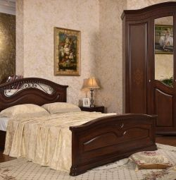 Dormitorul VANCOUVER de ciocolată