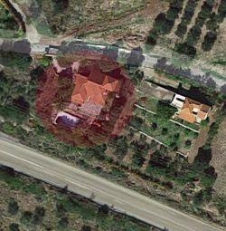 toplam yüzey o tabanında olan bir 2level ev