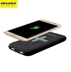 Kablosuz Güç Bankası Awei P98K