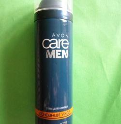 Men's Avon Shaving Gel