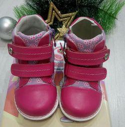 New shoes (spring / autumn) Flamingo