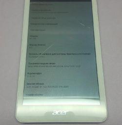 ACER Iconia Talk B1-733 Tablet (Parsing)