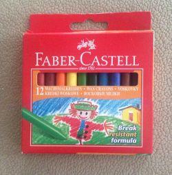 Creioane ceramice Faber castell