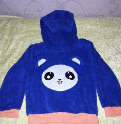 Πουλόβερ με panda