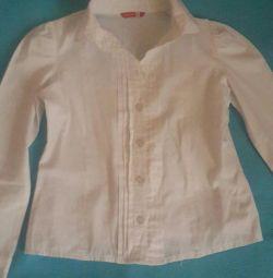 School white shirt