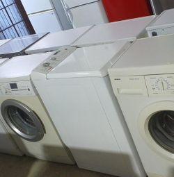 Siemens washing machine.