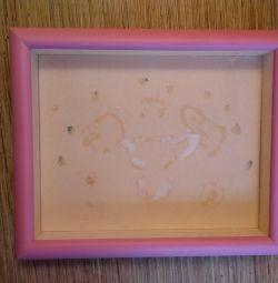 Baguette frame