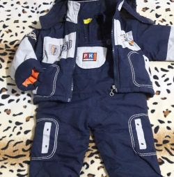 Jumpsuit for 1 to 2 years in good condition