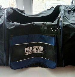 Spor çantası (yol)