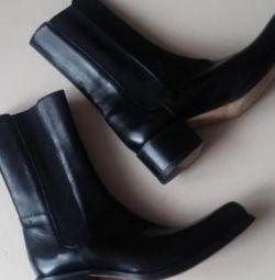 İtalyan çizme, hakiki deri, Gianni Barbato