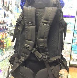 Outlander camping backpack tourist 80 liters