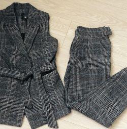 Suit 2-ka calitate luxe