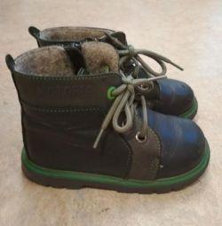 Çocuk botları, demi-season