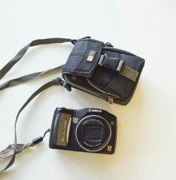 Ψηφιακή φωτογραφική μηχανή Canon sx100is
