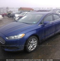 Auto parts for Ford Fusion (Mondeo 5)