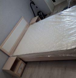 Bed Barcelona KR 402