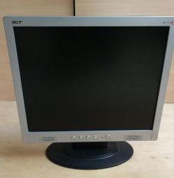 Monitorizare Acer AL1715 sm, partajare