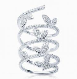 Inel de argint 925