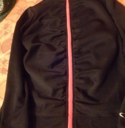 Jachetă sport DIODRY Iordania timp de 10-12 ani