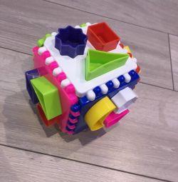 Розвиваючий кубик