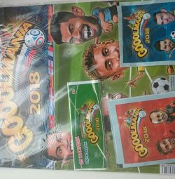 Gooolmania Magazine + 30 Stickers