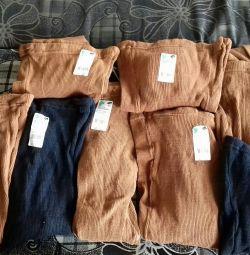 Ciorapi noi pentru chilot
