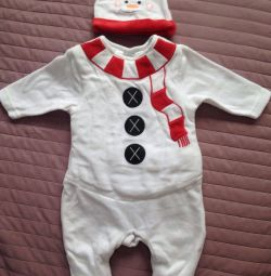 Mazeka suit for 1-3 months