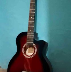 Acoustic guitar Totrs