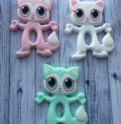 Teether - Pussy (Silicone)
