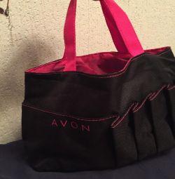 Καλλυντική τσάντα Avon