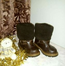 Children's winter boots and boots price 400 for both