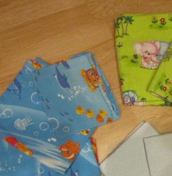 Bedding sets. Price for all three